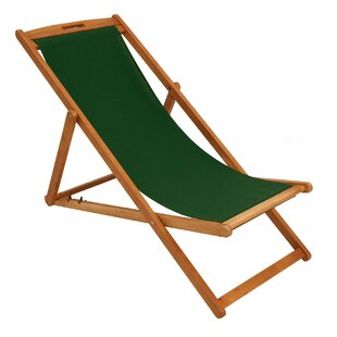 Gaul Folding Deckchair Image