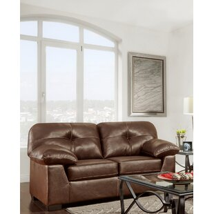 Read Reviews Stalnaker Loveseat by Millwood Pines Reviews (2019) & Buyer's Guide