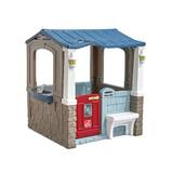 Seaside Villa 3.38' x 3.17' Playhouse by Step2