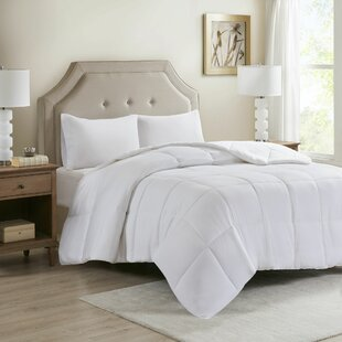 300 Thread Count Cover Tencel Filled All Season Down Alternative Comforter By Alwyn Home