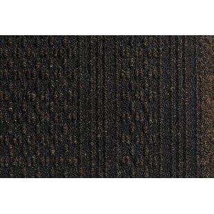 Indoor/Outdoor Brown Rug By 17 Stories
