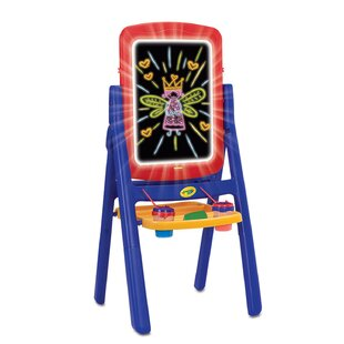 Best Price Crayola Folding Board Easel By Grow 'n Up