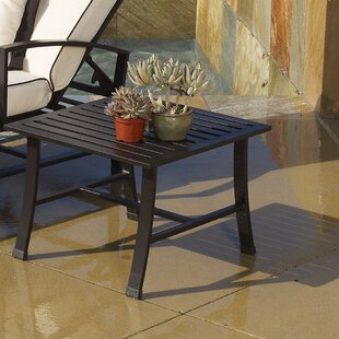 La Jolla Metal Side Table by Sunset West