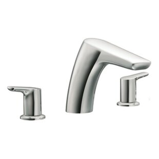Moen Method Two Handle Deck Mount Roman T..