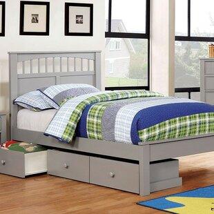 Bechtel Platform Bed by Harriet Bee 2019 Sale