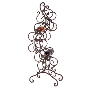 Redmont 8 Bottle Floor Wine Rack by Astor..