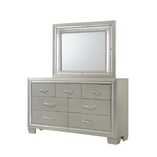 Latitude Run Lawlor 7 Drawer Dresser Image