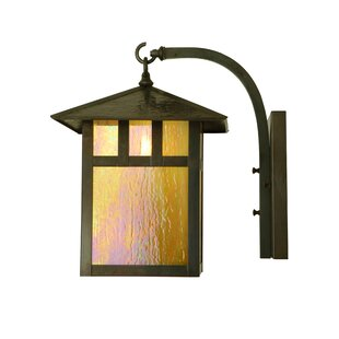 1-Light Outdoor Wall Lantern by Meyda Tiffany