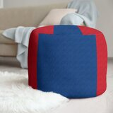 20.5 Round Pouf by East Urban Home