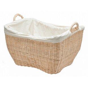 Buy luxury Wicker Laundry Basket By Kouboo