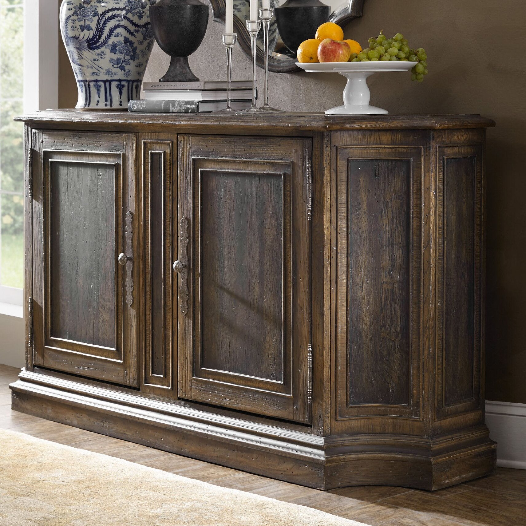 Hooker Furniture Hill Country Credenza Wayfair