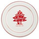 Christmas Tree 8.5 Salad Plate (Set of 4)