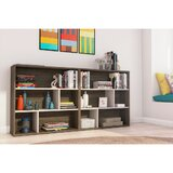Mickey Geometric Bookcase by Brayden Studio®