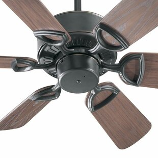 Affordable 30 Estate 6-Blade Ceiling Fan By Quorum