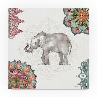 Elephant Canvas Art Youu0027ll Love   Wayfair