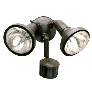 Outdoor Security Flood Light with Motion Sensor