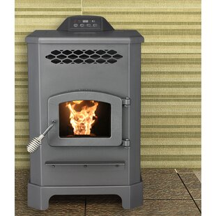 King 2000 sq. ft. Mini Pellet stove by United States Stove Company