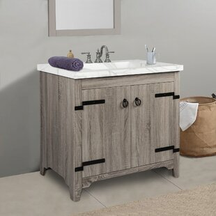 Sia 36 Single Bathroom Vanity Set ByMillwood Pines