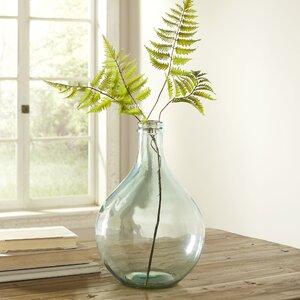 European Recycled Glass Marseille Bottle Vase
