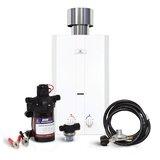 Eccotemp 2.65 GPM Liquid Propane Tankless Water Heater
