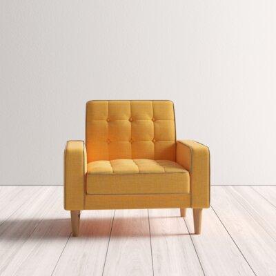 Modern Yellow Accent Chairs Allmodern