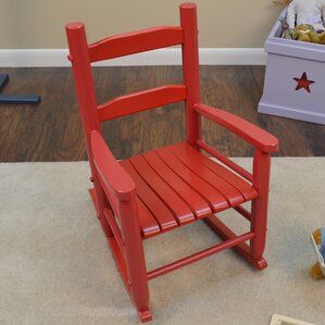 Rockland Rocking Chair by August Grove