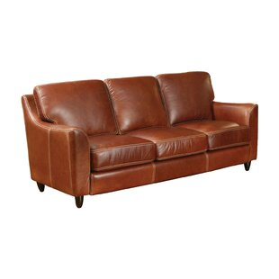Great Texas Sofa by Omnia Leather