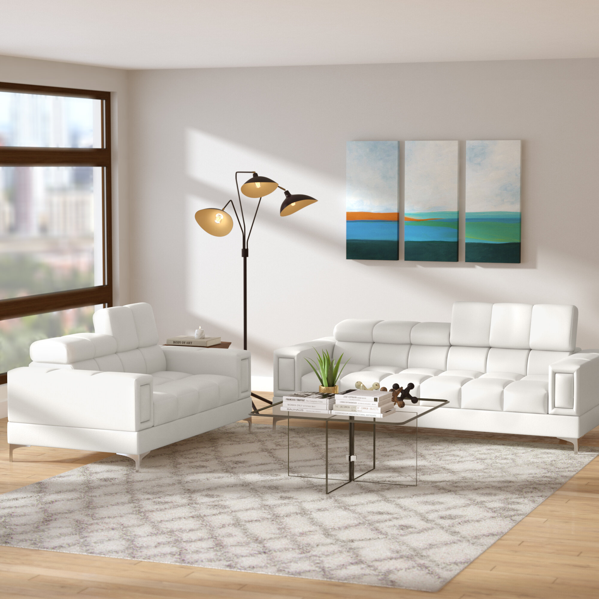 Modern Contemporary Living Room Sets You Ll Love In 2020 Wayfair