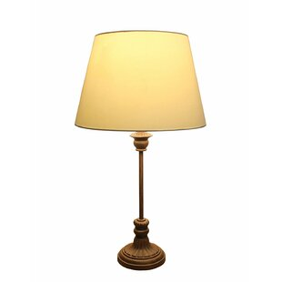 Price Check Dimond High Traditional 26 Table Lamp By Charlton Home