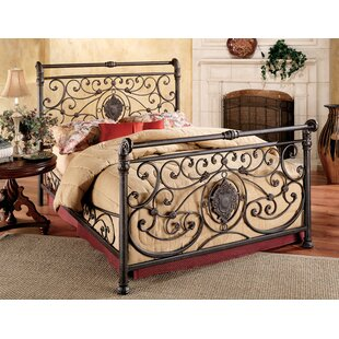 Ankrum Panel Bed By Alcott Hill
