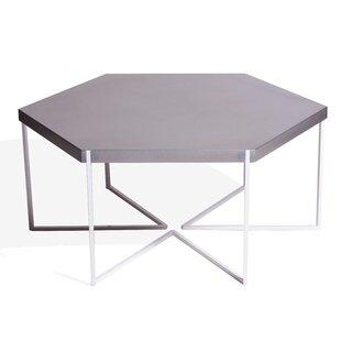 Modern Veranda Metal Coffee Table