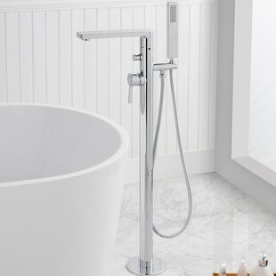 Maykke Friedrich Single Handle Floor Moun..