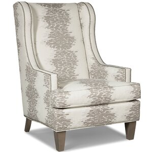 Narrow Wingback Chair by Fairfield Chair