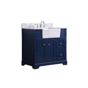 Coyne 36 Single Bathroom Vanity Set by Longshore Tides