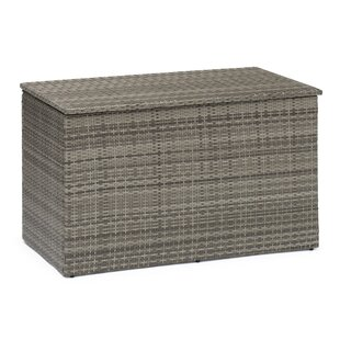 Madison Wicker Storage Box By Sol 72 Outdoor