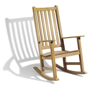 Rousseau Rocking Chair by Loon Peak