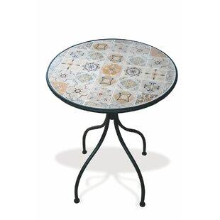 Check Price Rodi Mosaic Bistro Table