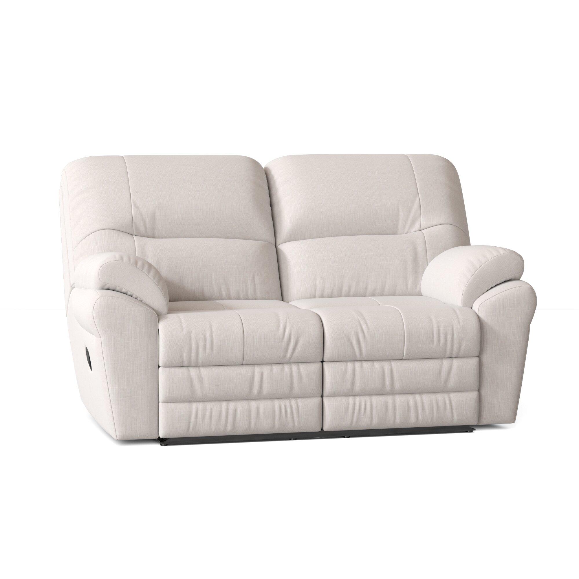 Palliser Furniture Divo Reclining 67 Pillow Top Arm Loveseat Wayfair