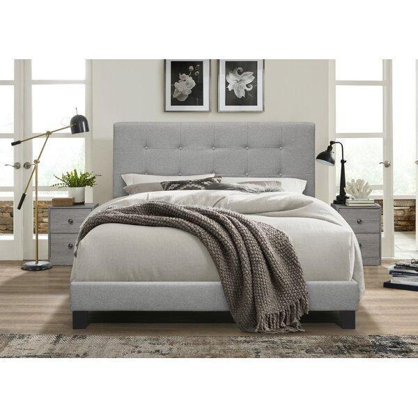 Andover Mills Abdiel Upholstered 3 Piece Bedroom Set Reviews Wayfair