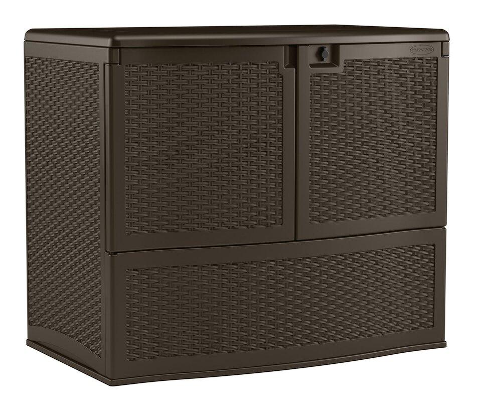 Epic International 195 Gallon Plasic Deck Box