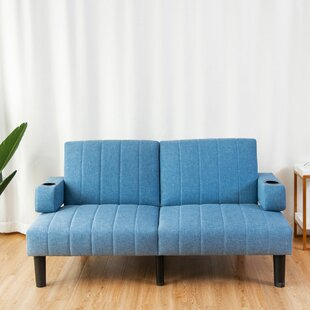 Maren Convertible Sofa by Latitude Run