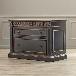 Mccall 2 Drawer File Cabinet by Darby Home Co