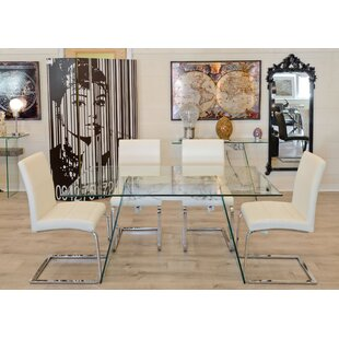 Josef Dining Set With 6 Chairs By Wade Logan