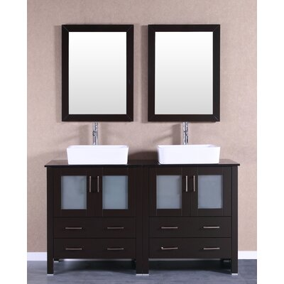 Awesome Bathroom Cabinet and Mirror Set