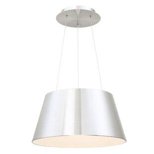 Brayden Studio Lechuga 1-Light LED Cone P..