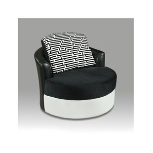 Inosemzew Barrel Chair by Orren Ellis