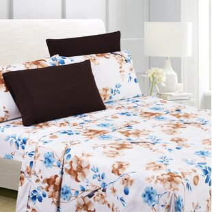 Danyell Premium Autumn Floral Sheet Set