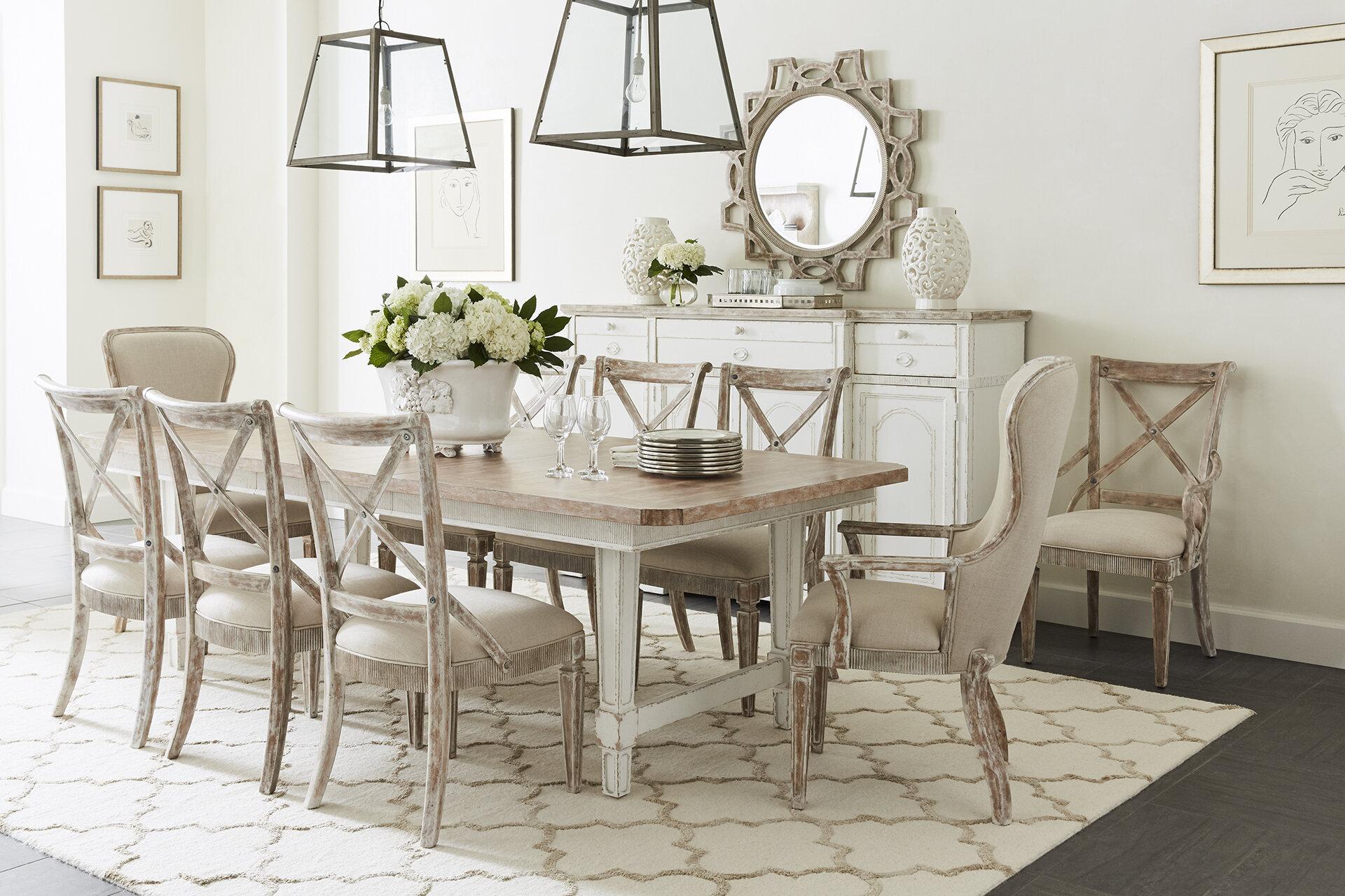 11 piece dining set Stanley Juniper Dell 11 Piece Dining Set & Reviews | Wayfair 11 piece dining set