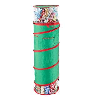 Pop Up Gift Wrap Storage