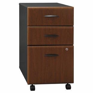Bush Business Furniture Series A 3 Drawer Vertical File